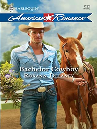 book cover of Bachelor Cowboy