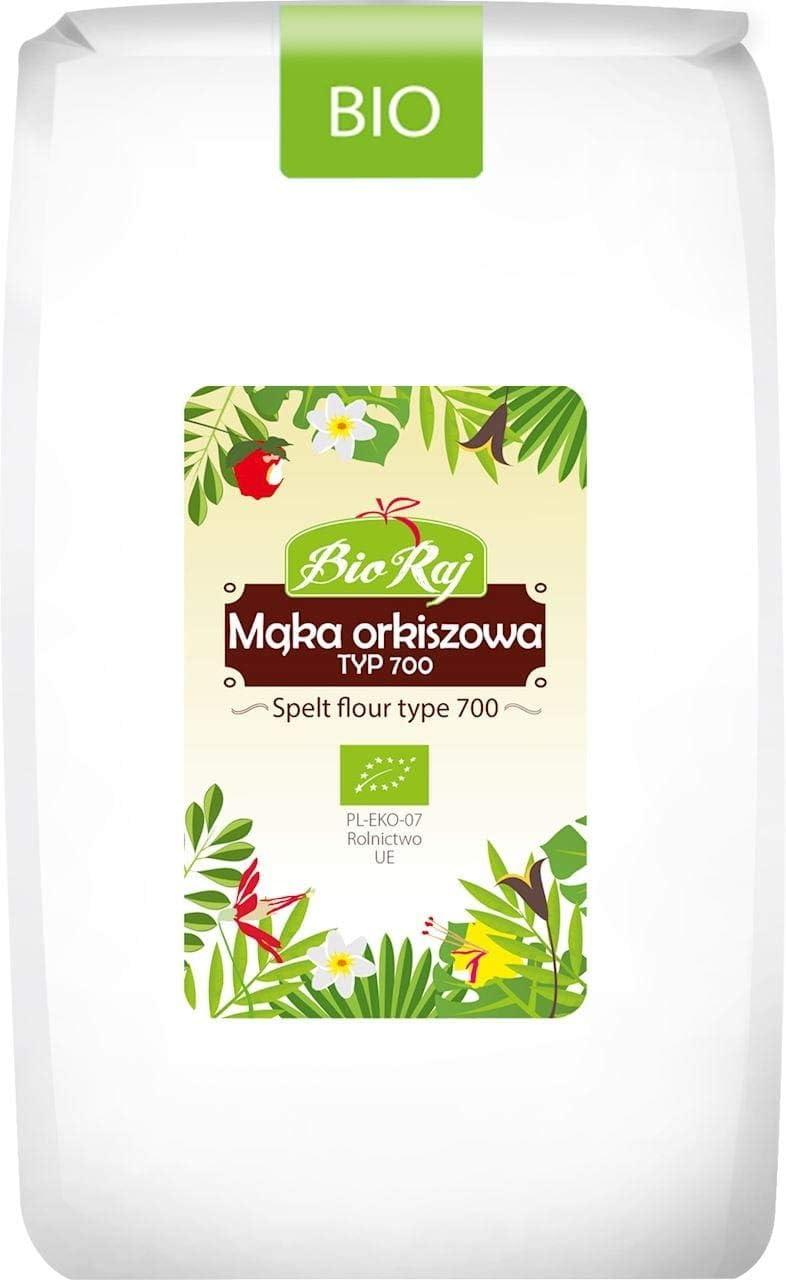 Harina de espelta blanca tipo 700 BIO 1 kg - BIO RAJ: Amazon.es ...