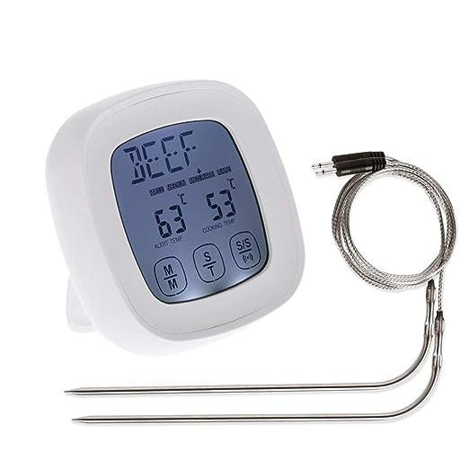 Compra 1PC del termómetro de carne para barbacoa Horno de cocina ...