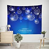 Startview Christmas Xmas Tapestry Hippie Room Bedspread Wall Hanging Throw Blanket (I)