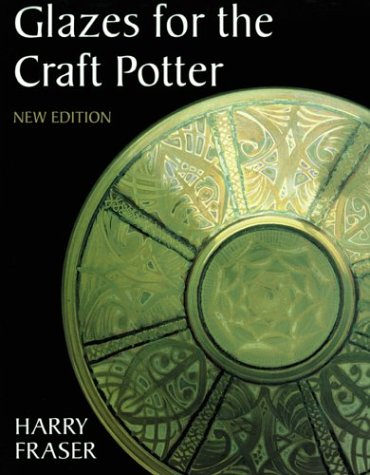 Glazes for the Craft Potter - 51XWMTK3B4L - Glazes for the Craft Potter