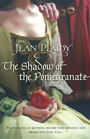 book cover of The Shadow of the Pomegranate