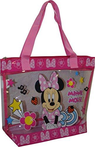 Disney Minnie Mouse Large PVC Tote