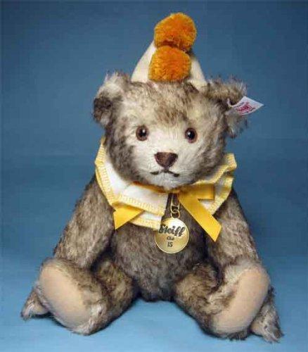"""Steiff Club 23 cm """"Teddy Clown"""" Ltd Ed Mohair Bear for sale  Delivered anywhere in USA"""