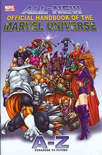 all-new-official-handbook-of-the-marvel-universe-a-to-z-11-vf-nm-marvel-comic-book