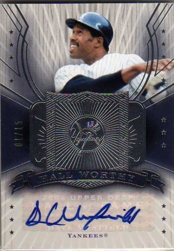 Dave Winfield Hall Of Fame - 5