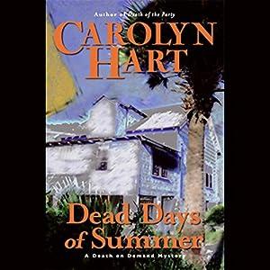 Dead Days of Summer Audiobook