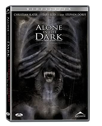 Amazon Com Alone In The Dark Widescreen Edition 2005 Christian Slater Tara Reid Stephen Dorff Uwe Boll Movies Tv