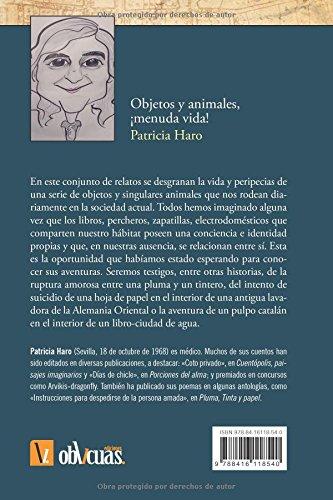 Amazon.com: Objetos y animales, ¡menuda vida! (Spanish ...