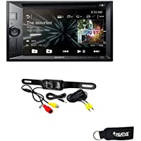 Sony XAV-W651BT CD/DVD Receiver with Bluetooth and Back Up Camera