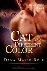 Cat of a Different Color (Halle Puma Book 3)