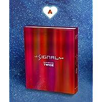 TWICE - [Signal] 4th Mini Album A Ver. CD+PhotoBook+PhotoCard+Special Photocard+Photo K-POP Sealed