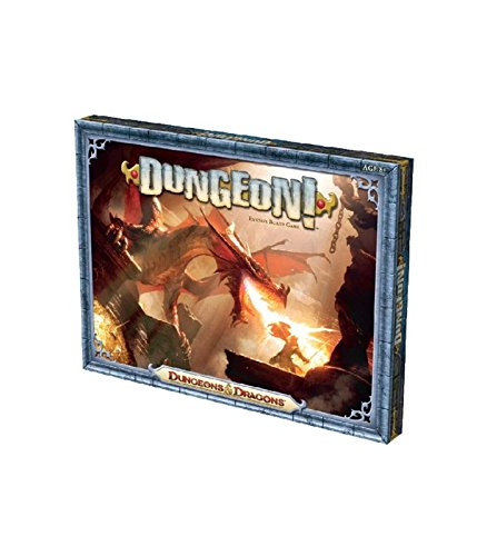 Wizards of the Coast DandD Dungeon Board Game ()