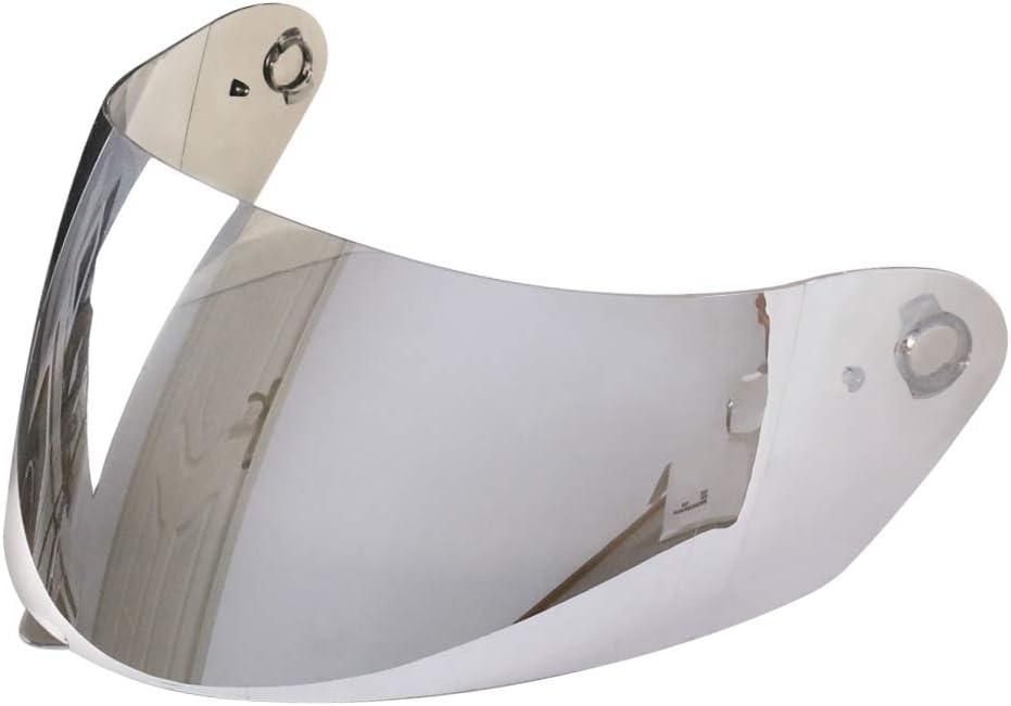 Leopard Inner Iridium Visor LEO-838 flip up Motorbike Motorcycle Helmet