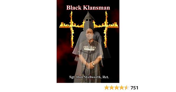 Black Klansman by Ron Stallworth (2014-08-02): Amazon.es: Ron ...