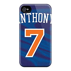Pollary Case Cover For Iphone 6 - Retailer Packaging New York Knicks Protective Case