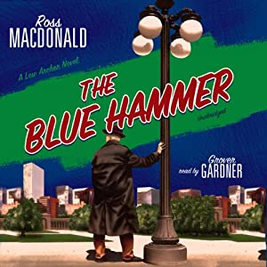 The Blue Hammer Audiobook