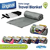 Cloudz Bamboo Travel Blanket with Bag - Charcoal Review and Comparison