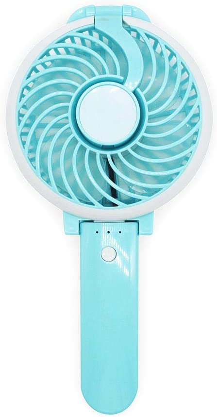 Ventilador de enfriamiento, ventilador de mano ligero Ventiladores ...