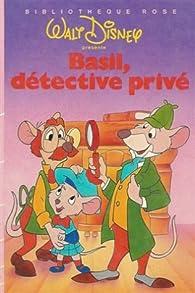 Basil, détective privé par Emmanuel Baudry