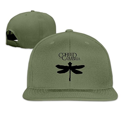 Men Coheed & Cambria Children Of The Fence Edition Fashion Cap (Cap Poly Fence)