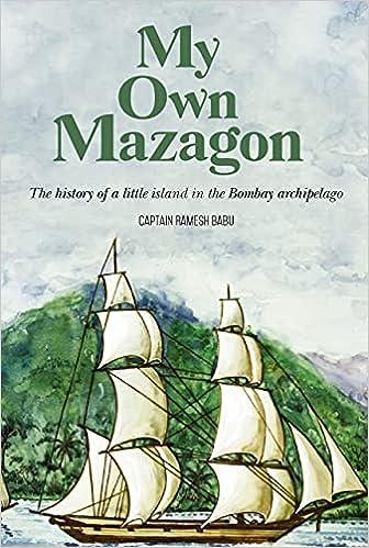 "Captain Ramesh Babu Authored a New Book Named ""My Own Mazagon"""