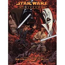 Star Wars Miniatrues Ultimate Missions: Revenge of the Sith: A Star Wars Miniatures Game Product