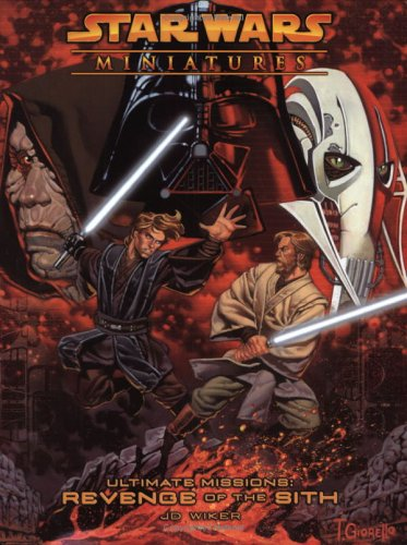 Star Wars Miniatures Ultimate Missions: Revenge of the Sith: A Star Wars Miniatures Game Product