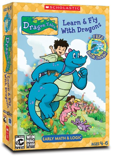 Scholastic Dragon Tales: Learn & Fly With Dragons - PC/Mac