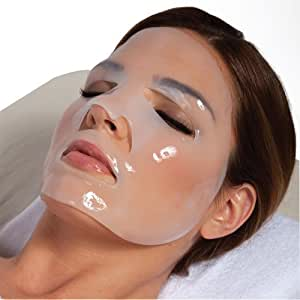For Pro Collagen Crystal Facial Mask, 20 Count
