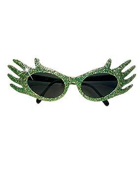 Space Jam Glitter Gafas de sol verdes: Amazon.es: Juguetes y ...