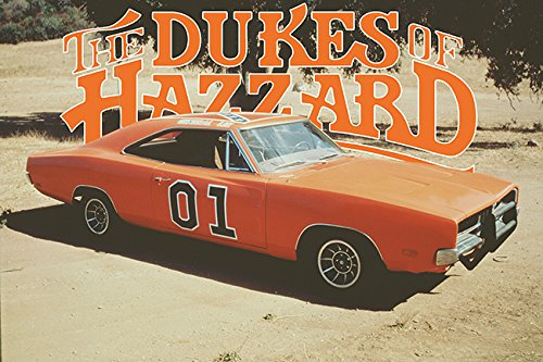 Dukes of Hazzard Vintage Old Style 24