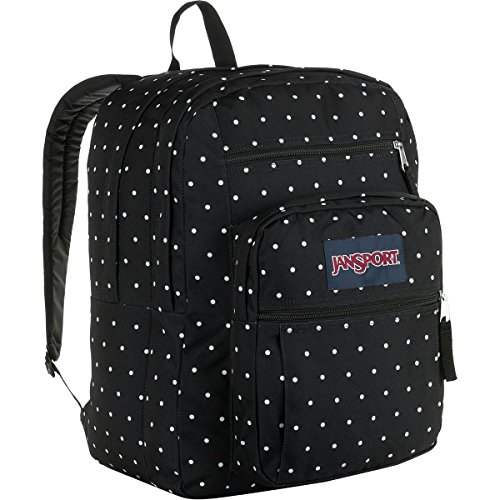 Jansport Outdoor Collection - JanSport Big Student Black Polka Dot One Size