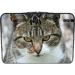 "Funda de neopreno portátil 13.3"" pulgadas - Gato by WonderfulDreamPicture"