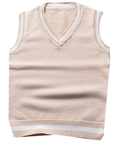 Women Argyle Sweater Vest - 7