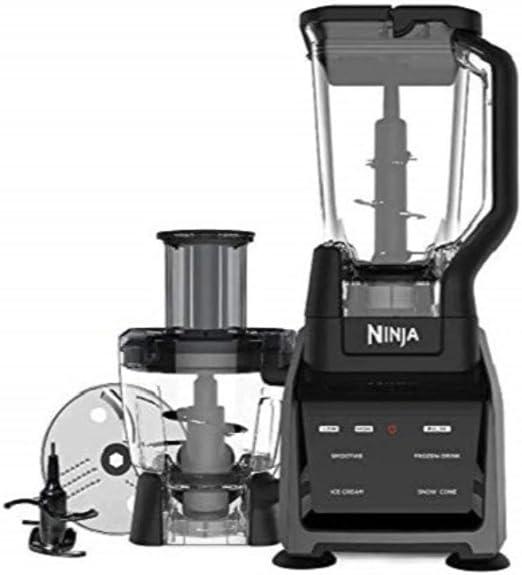 Amazon.com: Ninja Intelli-Sense sistema de cocina licuadora ...