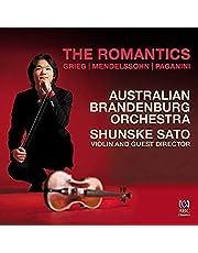 Grieg/Mendelssohn/Paganini: Th