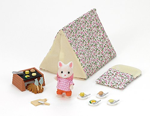 Calico Critters Seaside Camping Set (Seaside Mix)