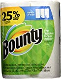 Bounty Select-a-size Paper Towels, White, 2 Large Rolls = 25% More Sheets, 2 Count