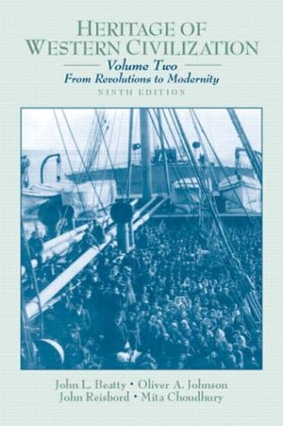 heritage-of-western-civilization-volume-2-from-revolutions-to-modernity-9th-edition
