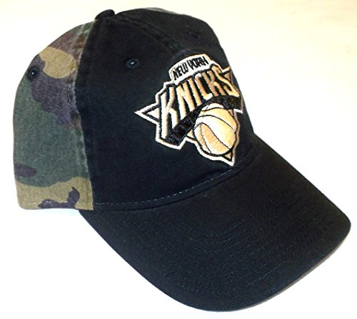 New York Knicks Slouch Snap Back Strap Adidas Hat - Osfa - EV43Z