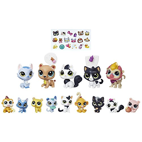 Littlest Pet Shop Family Pet Collection - Littlest Pet Shop Sheets