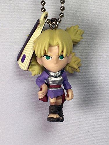 Temari - Naruto Swing Figure Mascot Series 4 Keychain