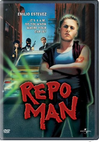 Repo Man by Universal Studios Home Entertainment