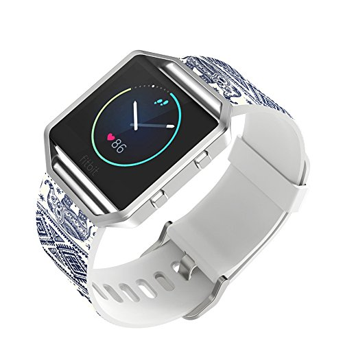 Fitbit Blaze Leather Viwell Fitness product image