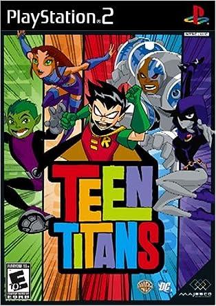 THQ Teen Titans, PS2 - Juego (PS2, PlayStation 2, Acción, E10 + (Everyone 10 +)): Amazon.es: Videojuegos