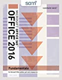 Bundle: Illustrated Microsoft Office 365 & Office 2016: Fundamentals + SAM 365 & 2016 Assessments, Trainings, and Projects with 1 MindTap Reader Multi-Term Printed Access Card