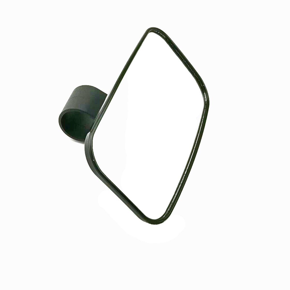OKSTNO UTV Rear View Mirror for 1.5-2 Roll Cage with Shatter-Proof Tempered Glass Fits to Polaris Ranger,RZR Can Am Commander,Maverick Yamaha Viking,Rhino,Honda,Gator,Mirrors
