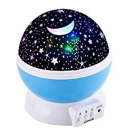 i-Kawachi Moon Star Projector