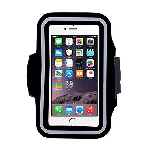 Premium Wasserdicht Fitness Laufen Walking Outdoor Sports Gym Universal Armband Übung Tasche Sleeve Pouch Cover für alle Handy iPhone 6 6S Plus 7 5 5S 5 C 4S 4 Sumsung Galaxy